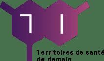 Logo territoires de santé de demain